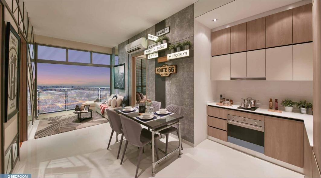 Sturdee Residences showflat